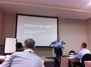 GTD Making it all Work med David Allen