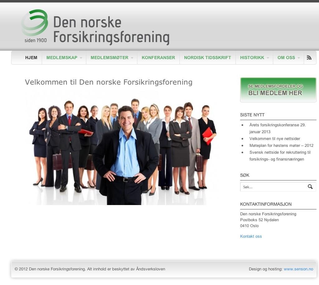 Den norske Forsikringsforening