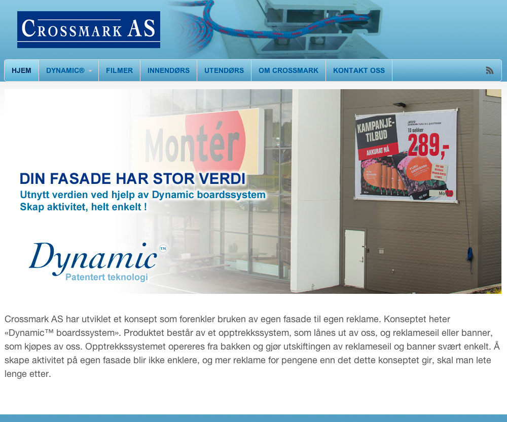 Crossmark AS